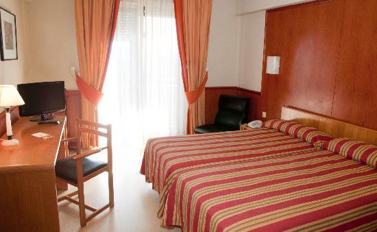 Hotel Alhama: Habitación Doble