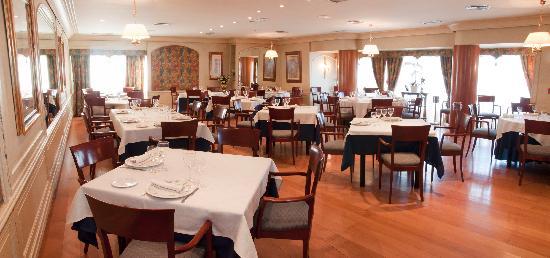 Hotel Alhama: Comedor