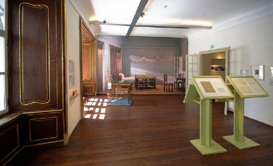 Mozarthaus Vienna : the Mozart appartment
