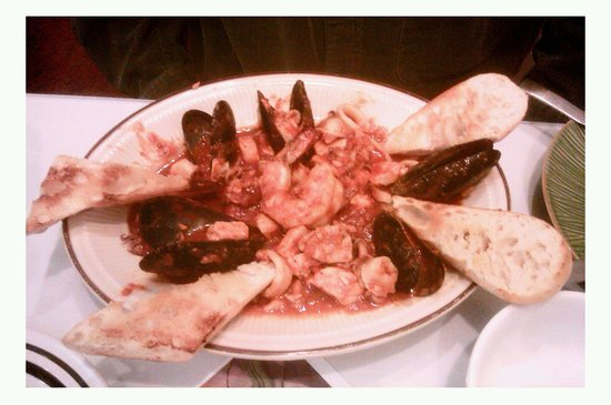 It's Greek to Me : seafood special