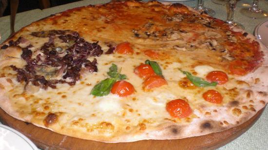 L'Isola della Pizza : giga le isola pizza