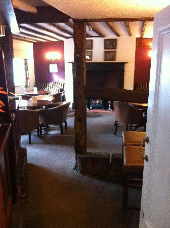 The Old Hall Hotel: Bar