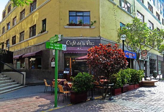Cafe De La Paz Tarata
