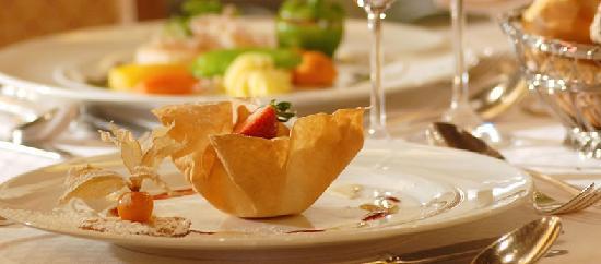 Hotel Alpenhof Flachau: Kulinarium