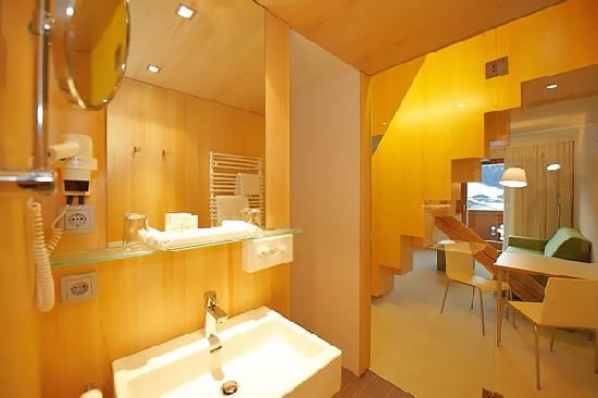 Hotel Alpenhof Flachau: Designzimmer