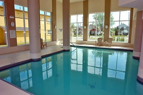 Motel 6 Niagara Falls : Indoor Pool