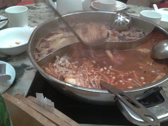 Little Sheep Hot Pot Huo Guo DongCheng West Road : in cottura ...