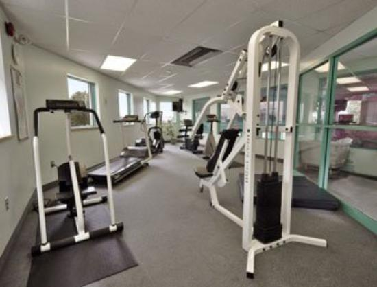Travelodge Hotel Belleville : Fitness Center
