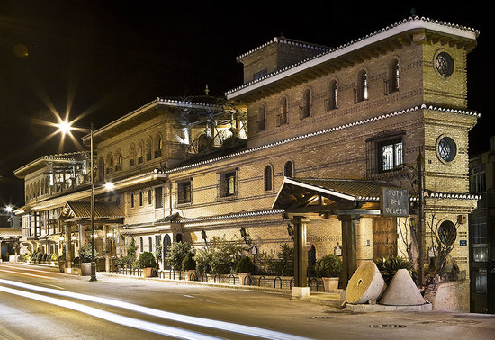 Cenes de La Vega, Espagne : Fachada principal