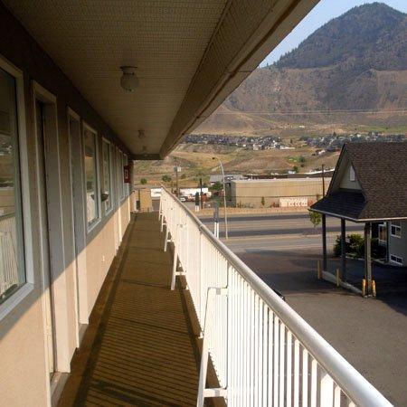 Skyline Motel Kamloops: Exterior -OpenTravel Alliance - Exterior View-