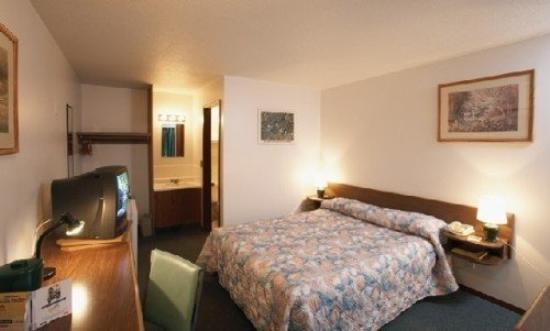 Casa Alpina: Guest Room