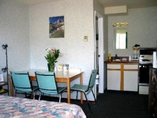 Casa Alpina: Room