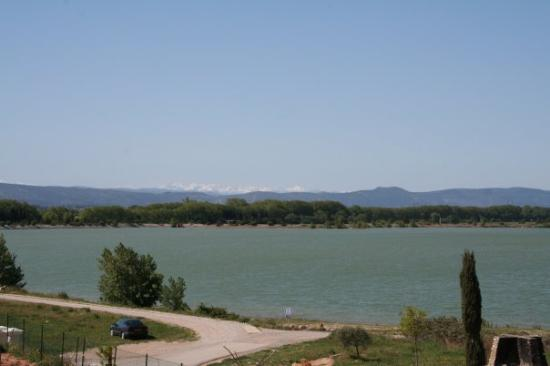 Port Minervois : view from the house