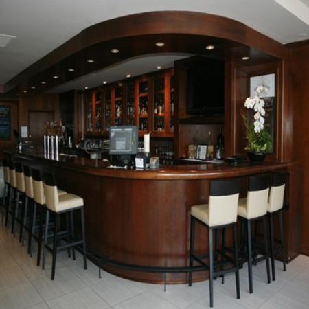 Granville Island Hotel : Lounge