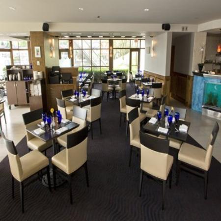 جرانفيل أيلاند هوتل: Restaurant
