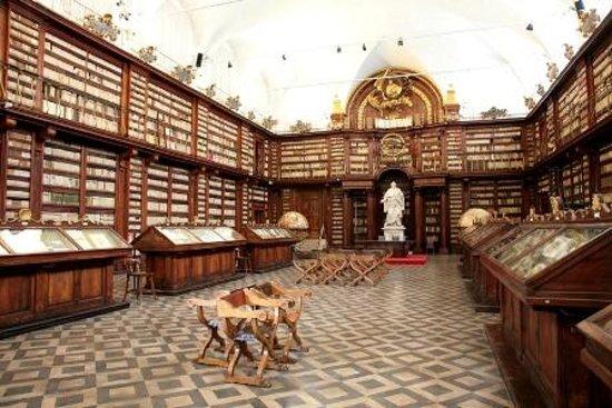 Casanatense Library : Provided by: Biblioteca Casanatense