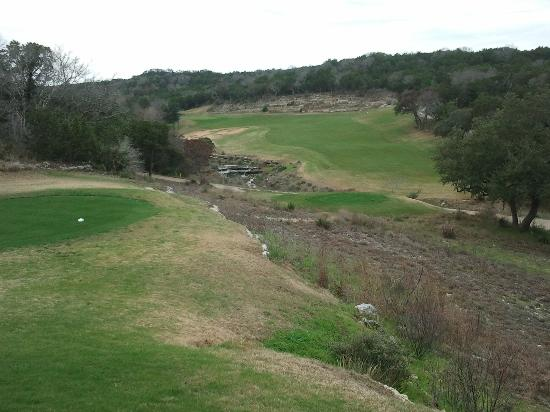 Omni Barton Creek Resort & Spa: Great Course