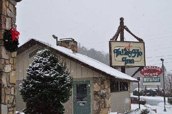 Snow days at the Talley Ho Inn