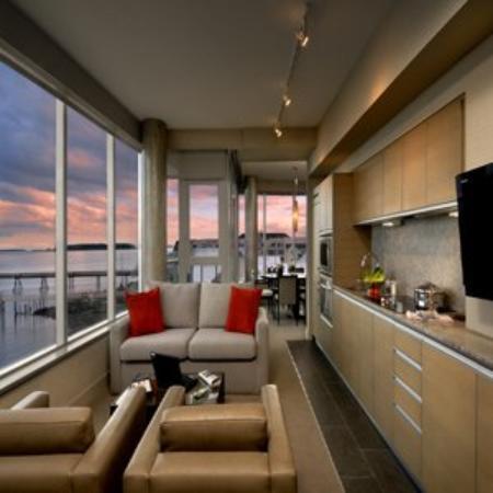 The Sidney Pier Hotel & Spa: Signature Pier Suite