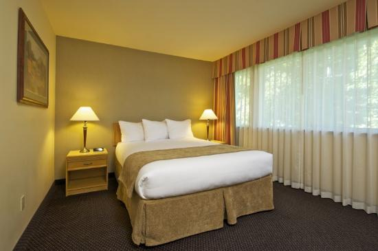 Coast Tsawwassen Inn: Comfort Suite - Queen Bed