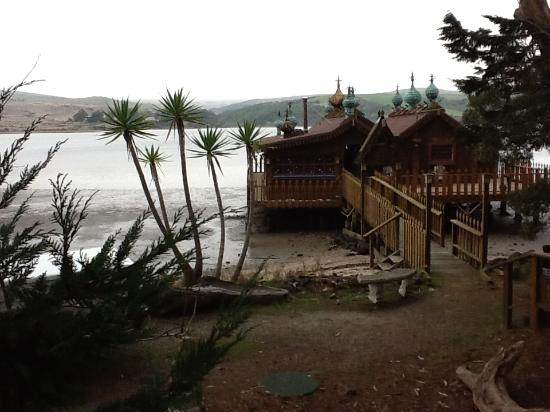 Manka's Inverness Lodge: Lipnosky Dacha/ Tomales Bay