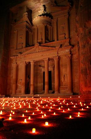 Petra By Night : Petra By Night