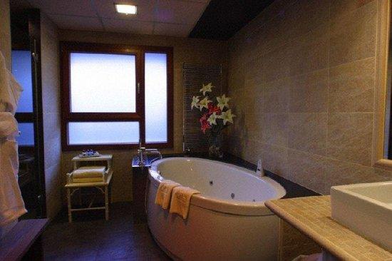 Roc Blanc Hotel: Baño JrSuite