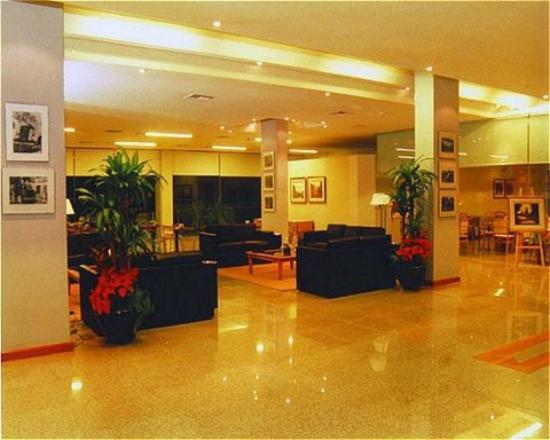 Hotel Dr. César C. Carman: Interior