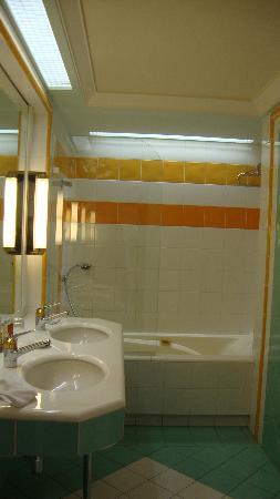 Villa Florentine: Salle de bain