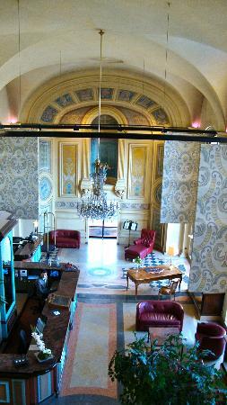 Villa Florentine: Réception