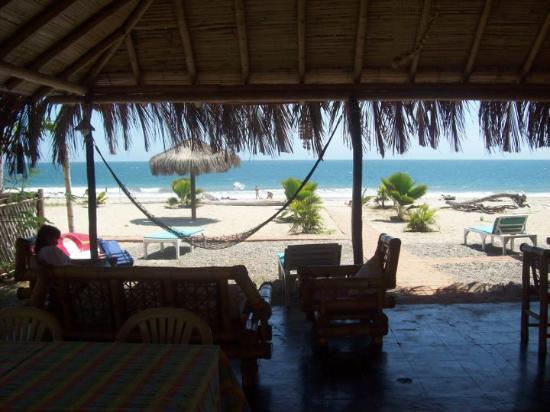 Mamaqocha Ecolodge: Vista desde el Hotel