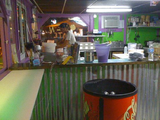 Late night snack at Yo Taco