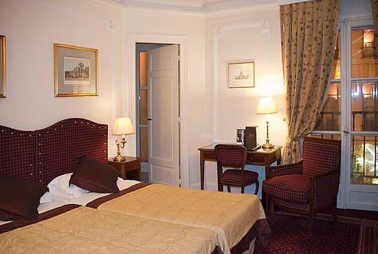 Hotel Lotti Paris: Standard Double Room