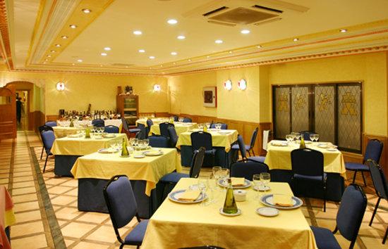 Restaurante Almanzor: Restaurante