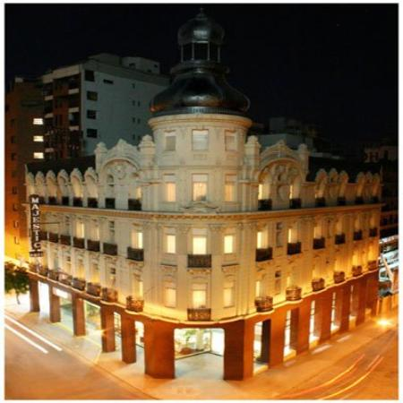 Majestic Hotel Rosario: Exterior
