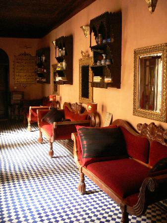 Riad Ibn Battouta : Room quality and quiet ..