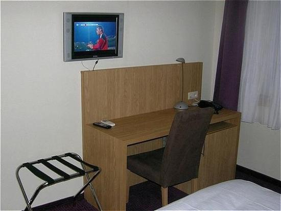 Euro Capital : Double room