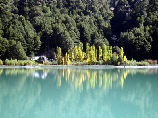 Turisur Navegando la Patagonia: lago frias