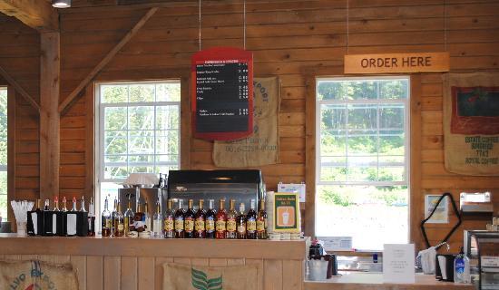 Espresso & Snack Bar