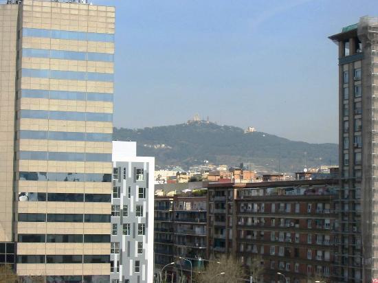 Gran Hotel Torre Catalunya: Vista desde la habitación