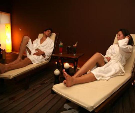Medite Resort Spa Hotel: Spa
