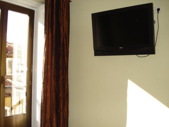 El Bergantin Hostal : room