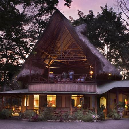 Iguana Lodge: The Main Rancho