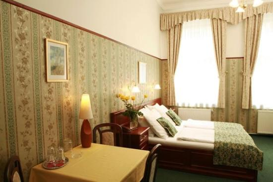 Old Prague Hotel: standard room