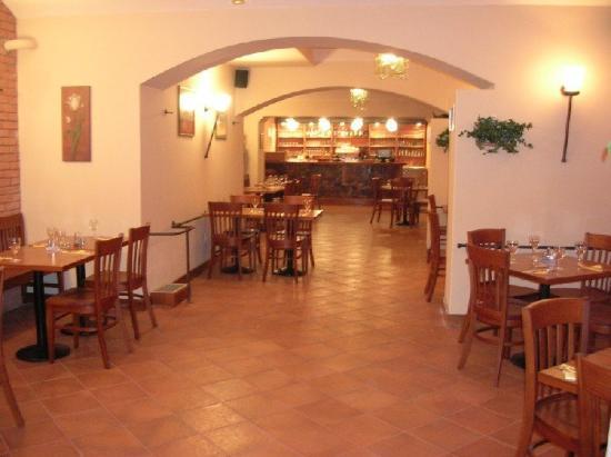 VINOH Hotel & Residence: Restaurant