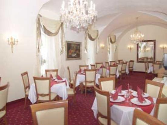 Belvedere Spa Hotel: Restaurant