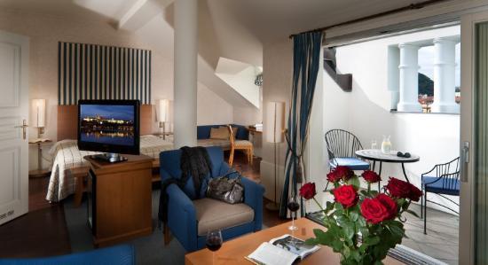 Mamaison Riverside Hotel Prague : Junior