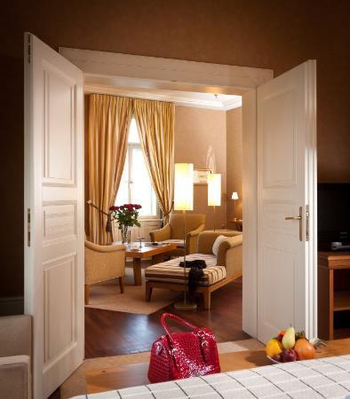 Mamaison Riverside Hotel Prague : Suite