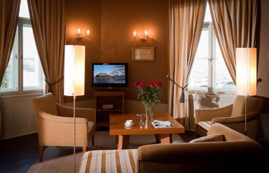 Mamaison Riverside Hotel Prague: Riverside Suite