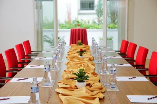 Mamaison Riverside Hotel Prague: Meeting Room